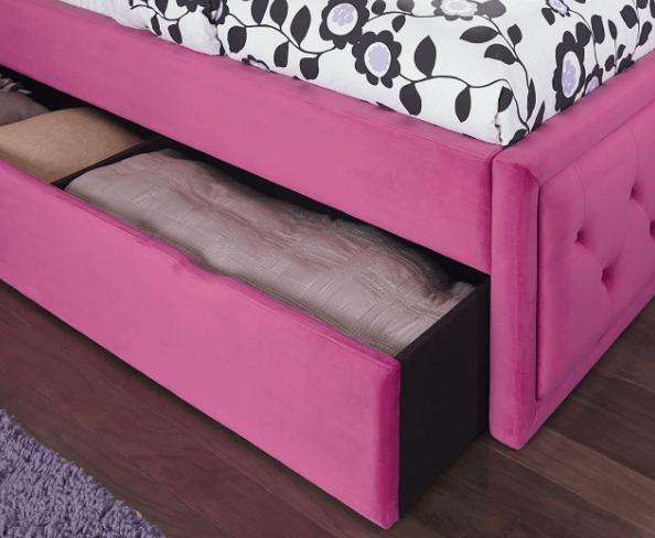 Avery Corner Pink Beds