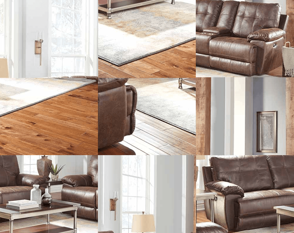 Oversized Recliner: American Freight Hollister Sofa