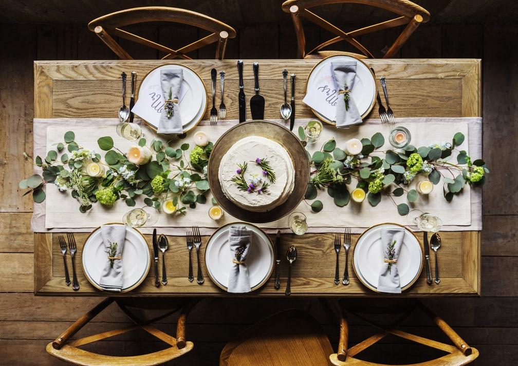 Thanksgiving Table: Attitude of Gratitude