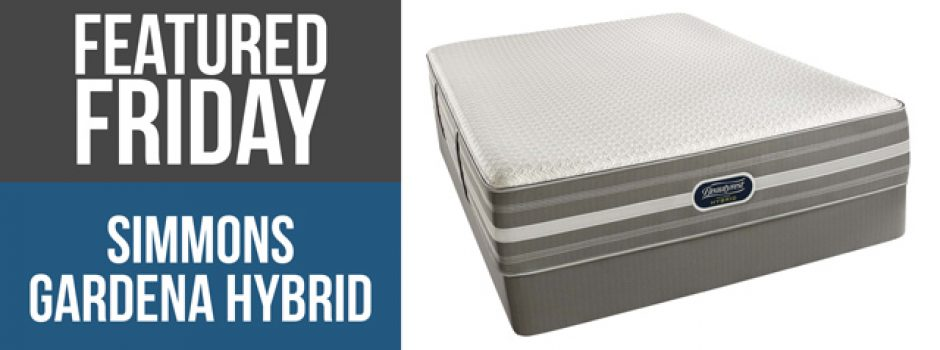 Simmons Gardena Hybrid Mattress