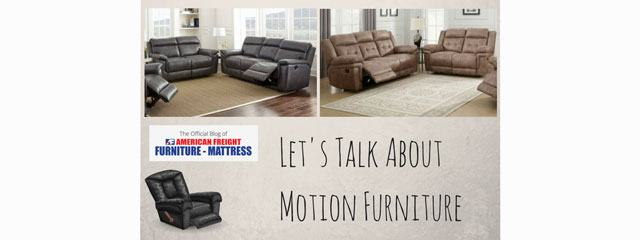 Devotion to Motion Furniture | 3 Types Explained