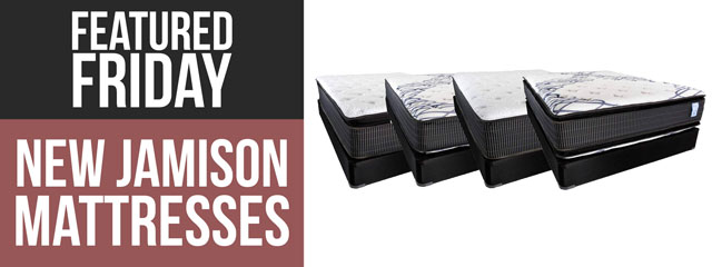 New Jamison mattreses American Freight