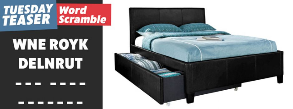 New York Black Trundle Bed Tuesday Teaser