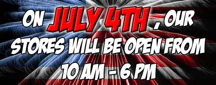 American Freight Announces Independence Day Holiday Hours