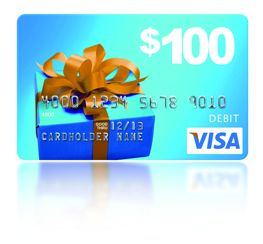 Win A $100 Visa Gift Card In American Freight's First