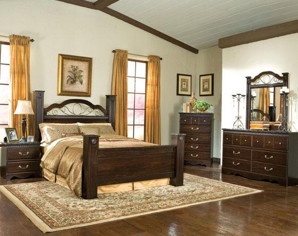 Charming Sorrento Bedroom Set