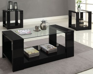 Mason Coffee and End Table Set