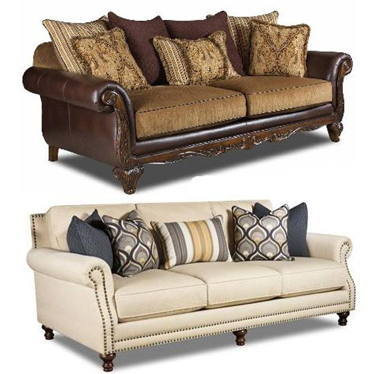 Customer Choice: Pick Your Favorite Couch