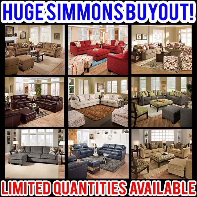 Featured Friday: Huge Simmons Buyout!