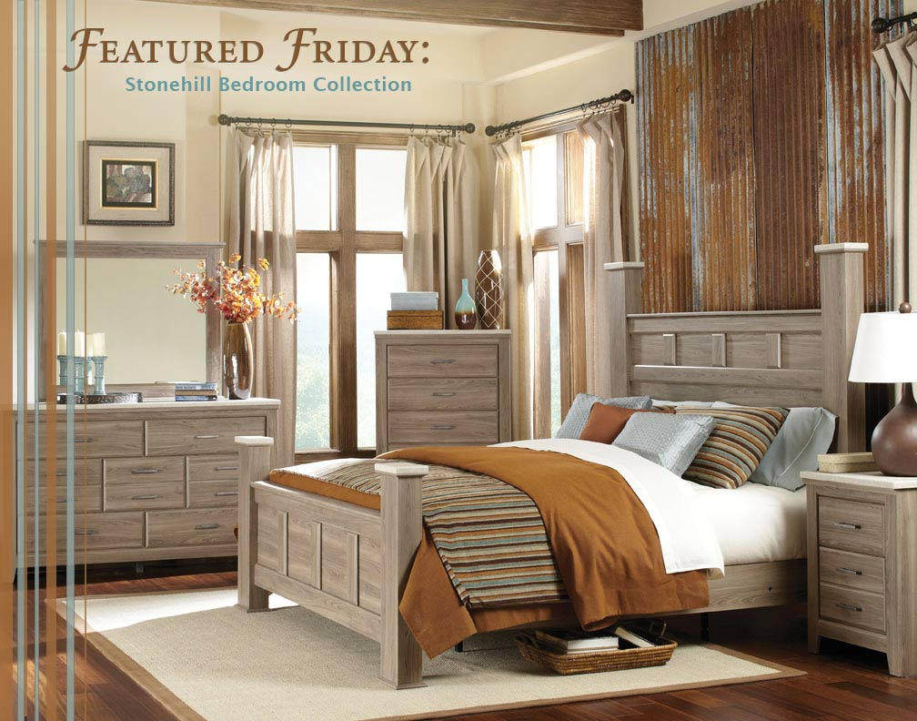 Featured Friday: Stonehill Bedroom Set