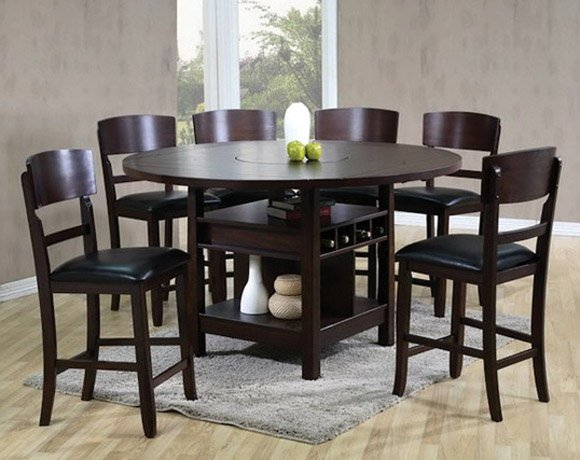5 Reasons Why We Love Round Dining Room Tables