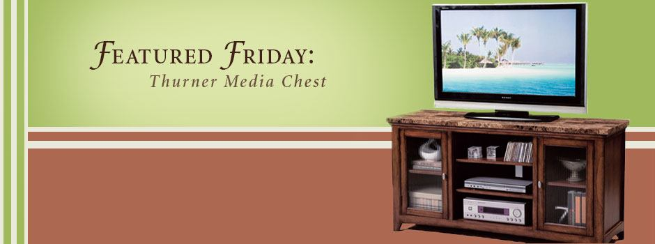 Featured Friday: Thurner Media Chest