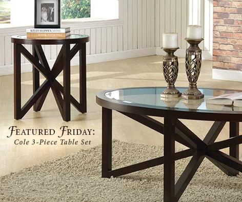 Cole Table Set