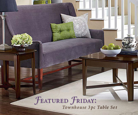 American Freight  Piece Living Room Set