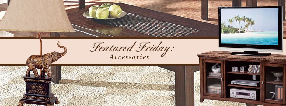 Featured Friday: Accessories