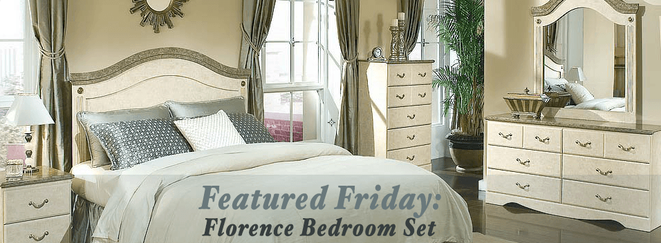 Featured Friday: Florence Bedroom Set | American Freight Blog