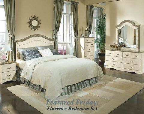 Florence Bedroom Set