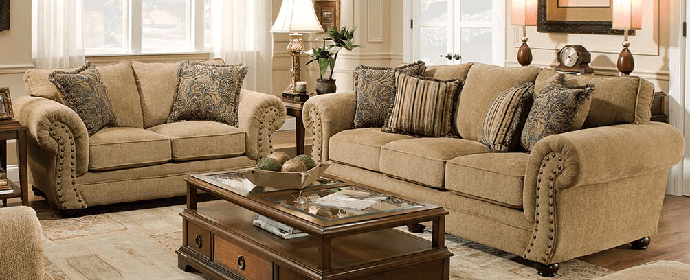 Tuesday Teaser: We're teasing you with this sofa set!