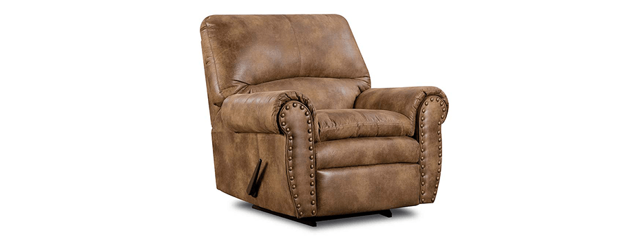 Featured Friday: Rochester Hazelnut Recliner