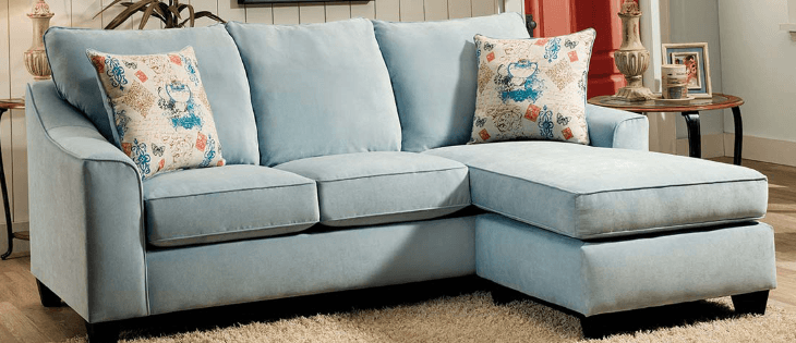 Fantastic Featured Friday Elizabeth Spa Two Piece Sectional Sofa Pabps2019 Chair Design Images Pabps2019Com