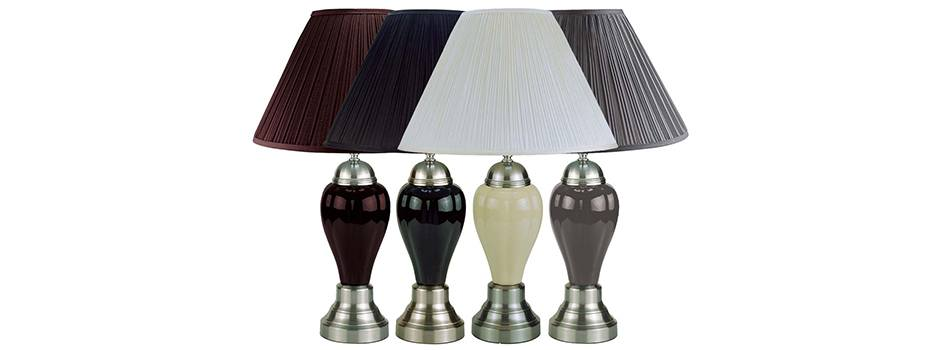 Featured Friday: Designer Lamps
