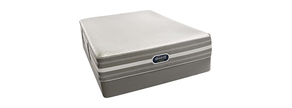 Featured Friday: Simmons Gardena Recharge Hybrid Mattress Collection