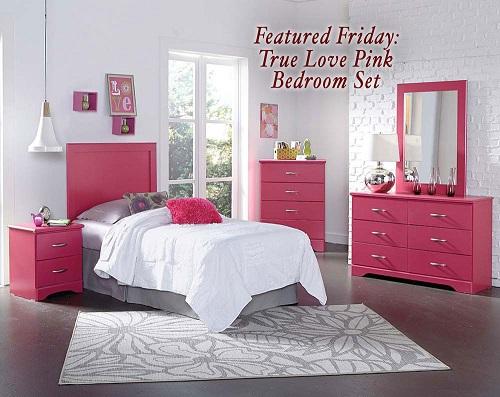 Featured Friday: True Love Bedroom Set