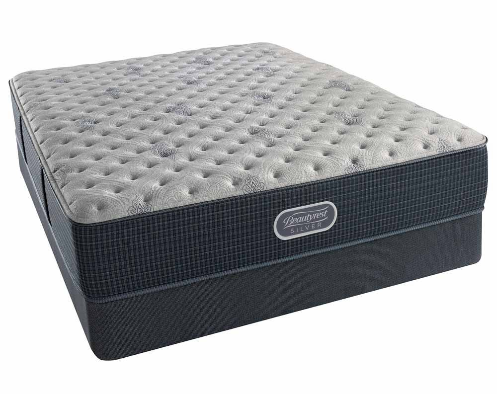 Featured Friday: Simmons Silver Sedate Gray Extra Firm Mattress Collection