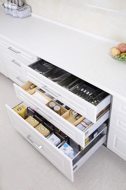 Storage Organization Ideas for Your Kitchen