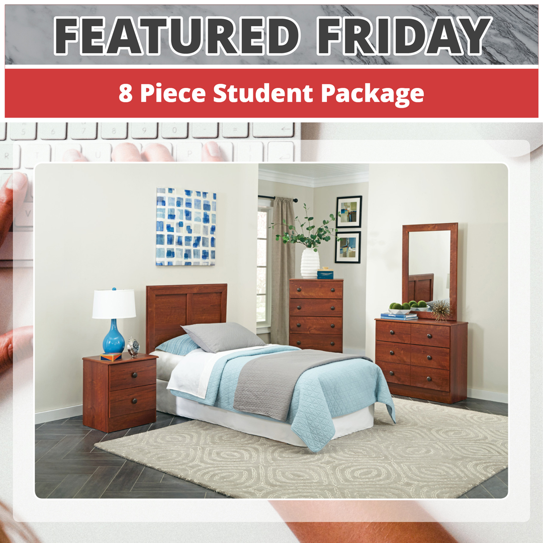 Featured Friday: Student Package | American Freight Blog