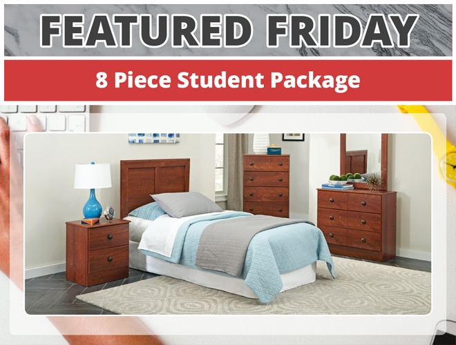 Featured Friday: Student Package