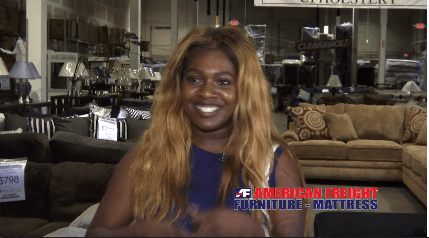 Get To Know American Freight : Customer Testimonials