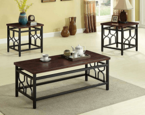 American Freight Benjamin Coffee and End Tables Set