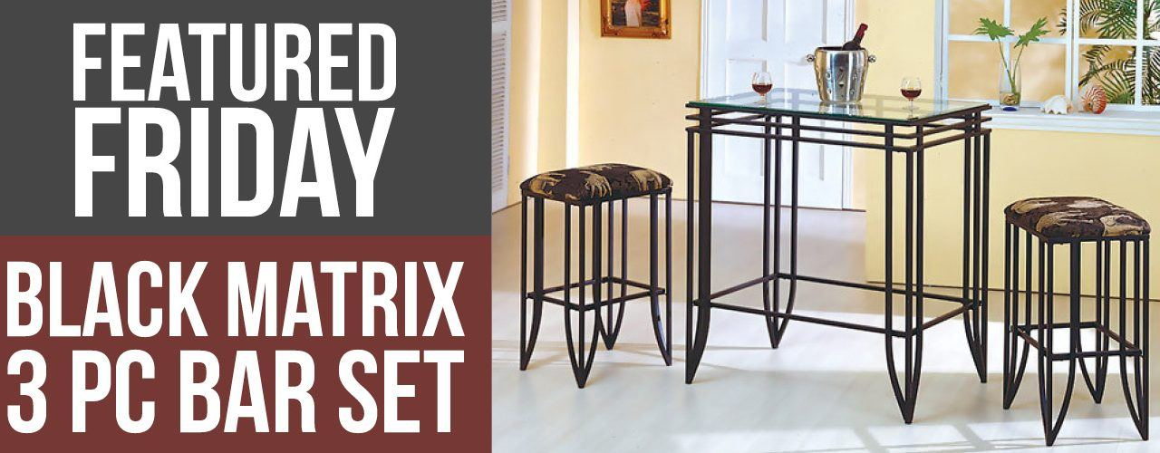 Counter Height Table Set : Featured Friday