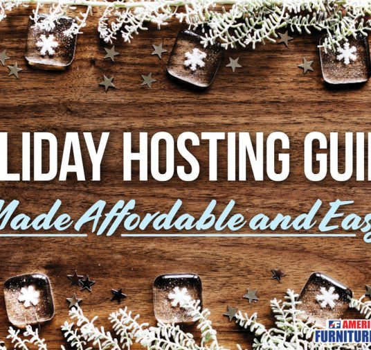 Happy Holiday Hosting: Stress-Free, Low-Budget Tips