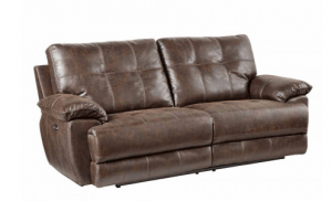 Attirant Oversized Recliner Sofa