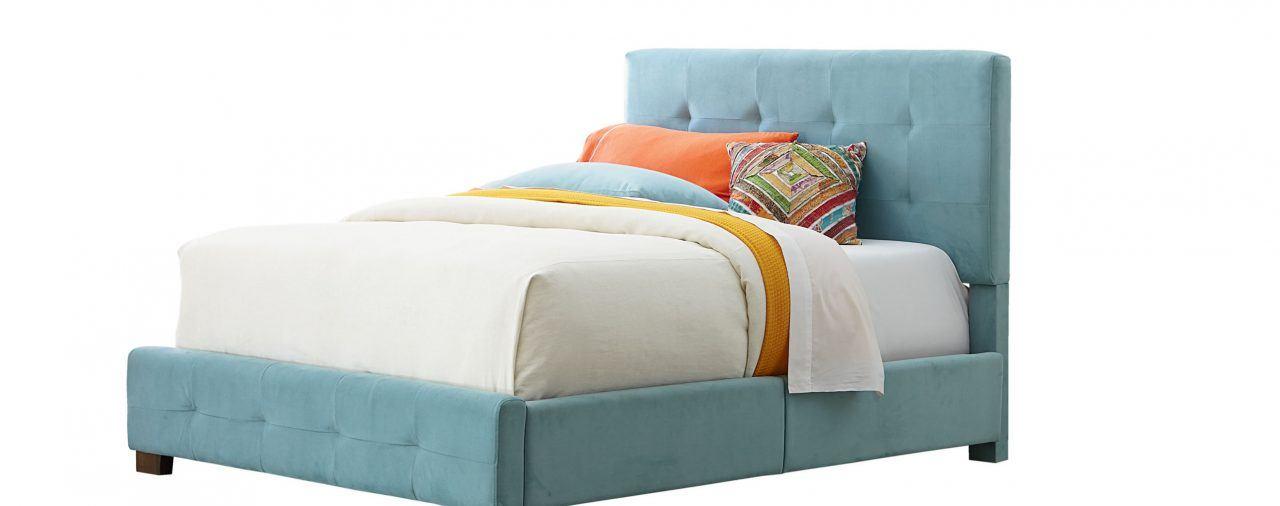 New Blue Bedroom : Tuesday Teaser