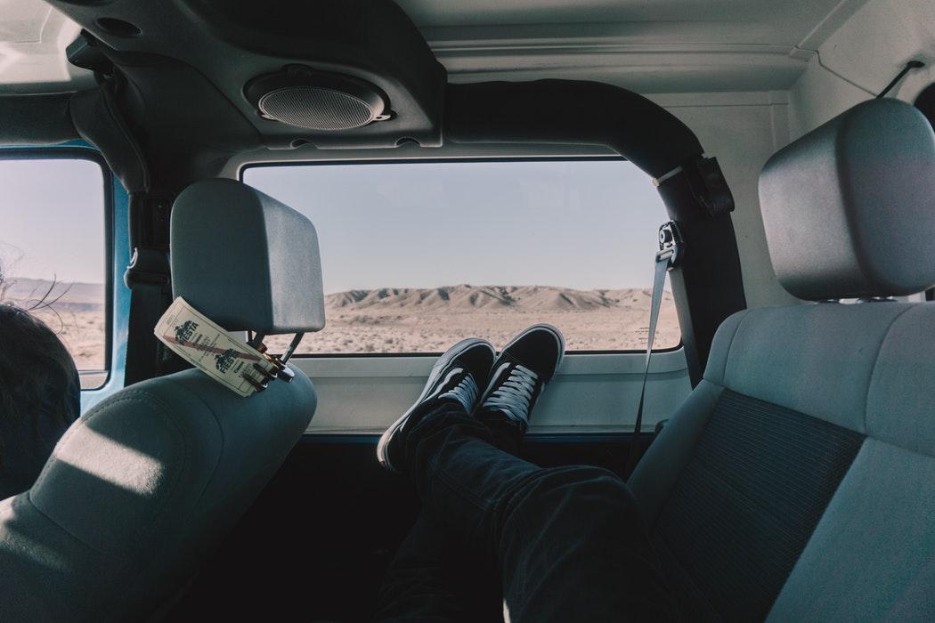 Sleep While Traveling