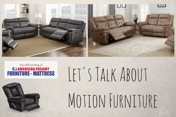 What is Motion Furniture American Freight