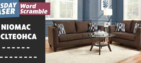 Brown Sofa Loveseat Set : Tuesday Teaser