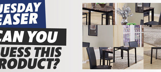 5 Piece Dining Set | Tuesday Teaser