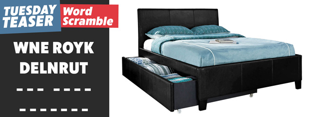 Multipurpose Trundle Bed: Tuesday Teaser
