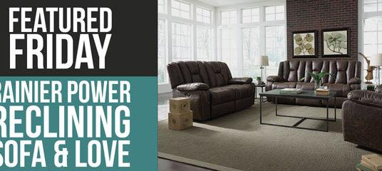 Rainier Power Motion Furniture | American Freight Blog