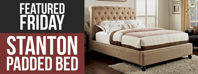 Let This Padded Headboard Lift You Up American Freight Blog