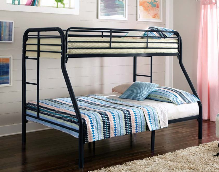 Twin Over Full Bunk Bed Featured Friday American