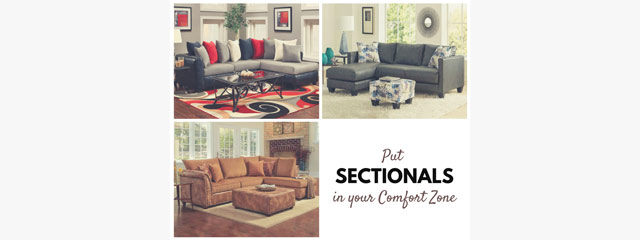Home Trends: Put Sectionals in Your Comfort Zone
