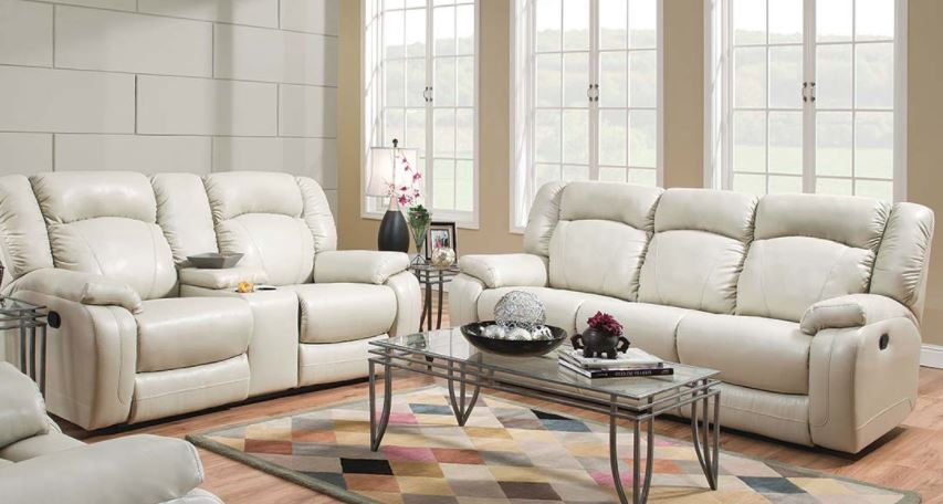 white sofa and loveseat Tuesday Teaser