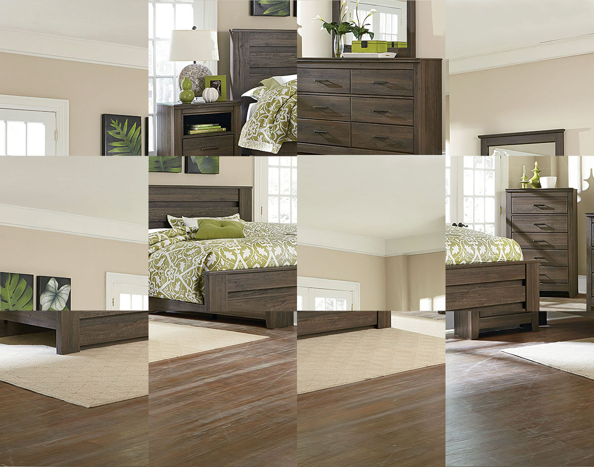 natural bedroom set scramble