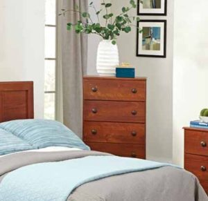 Chest of Drawers- 8 Piece Bedroom Suite