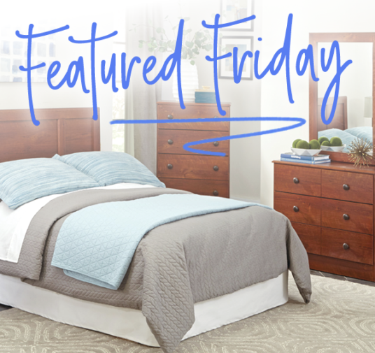 Sleep in Style: Check Out This 8 Piece Bedroom Furniture Set